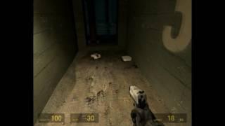 Half-Life 2 beta (leak): d1_under_04 (beta d3_c17_08)