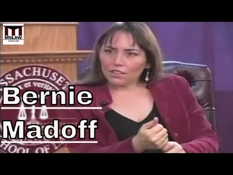 Too Good to be True- The Rise and Fall of Bernie Madoff And His Ponzi Scheme,  Part 1