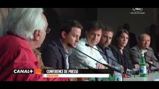 Cannes 2014 FOXCATCHER Press Conference