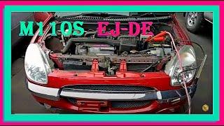 Контрактный двигатель Япония Daihatsu Storia / Дайхатсу Стория / M110s / EJ-DE 5379724...