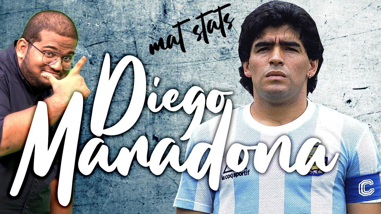 Diego Maradona: Pahlawan Argentina & Napoli yang disayangi seluruh dunia | Mat Stats Special