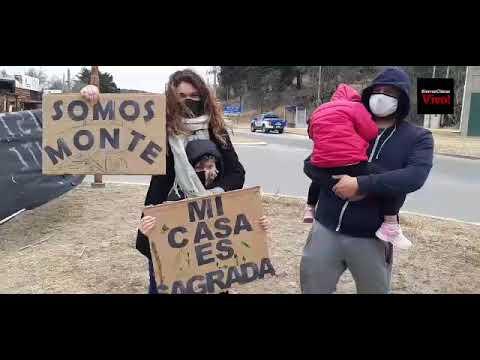 Sierras Chicas se movilizó en defensa de los bosques arrasados por los incendios