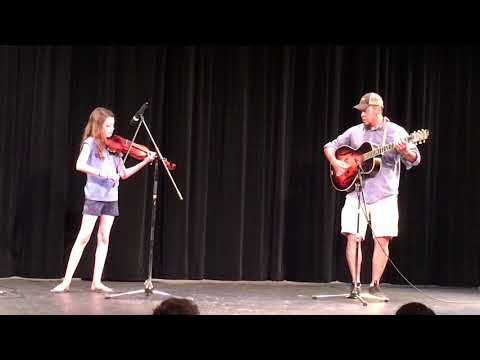 Marin County Fair Fiddle Contest 2018 - Say Old Man