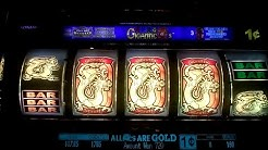 "SUPER BIN WIN! ""GIGANTIC DRAGONS'S"" Slot Machine"