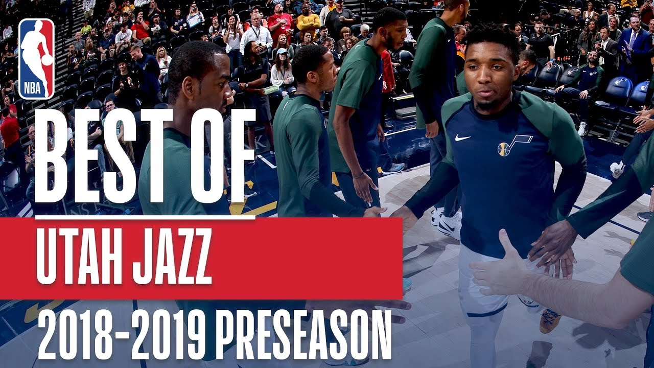 best-of-utah-jazz-2018-nba-preseason