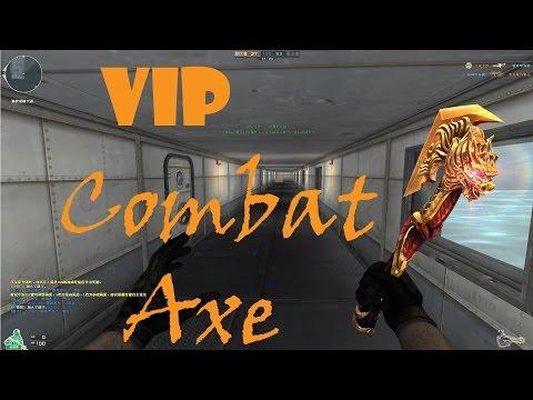 CrossFire China - VIP Combat Axe Beast gameplay