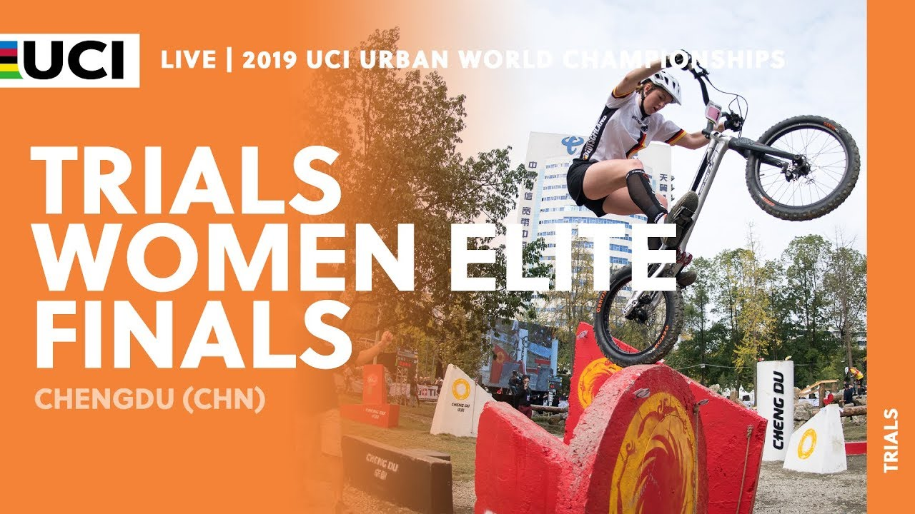 Women Elite BMX Flatland Final, 2019 UCI Urban Cycling World Championships