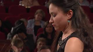 Dinara Klinton – F. Chopin, Etude in A flat major, Op. 25 No. 1 (First stage)