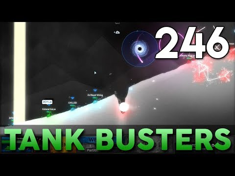 [246] Tank Busters (Let's Play ShellShock Live w/ GaLm and Friends)