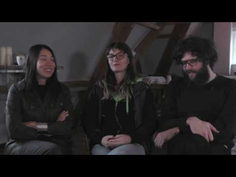 Cherry Glazerr interview - Clementine, Tabor, and Sasami (part 2)
