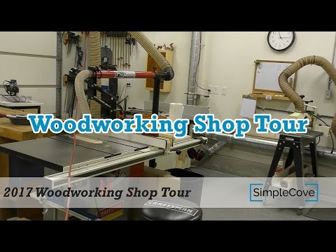 2017 Woodworking Shop Tour