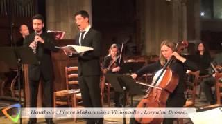 Cantates pour voix, Blivet School - Cathédrale Saint-Lazare d'Avallon (89)