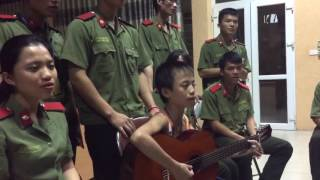 Cho con ( lớp guitar PTCS Nguyễn Đình Chiểu)