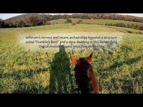 Thomas Jefferson's Daily Ride