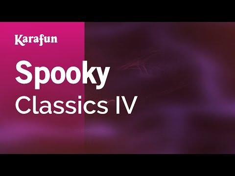 Karaoke Spooky - Classics IV *