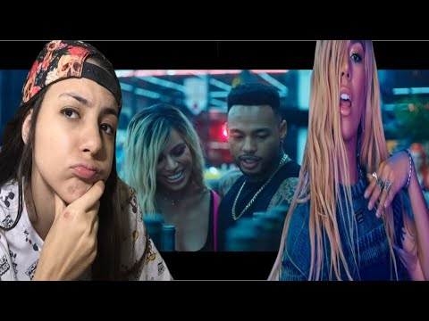 BEIJEI O TY DOLLA !!! - REACT DINAH JANE BOTTLED UP