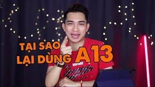 Tại sao lại là A13 trên iPhone SE 2020?