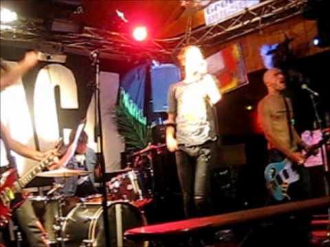 AC4 covering Refused + Motörhead's Orgasmatron- live@Besançon - France