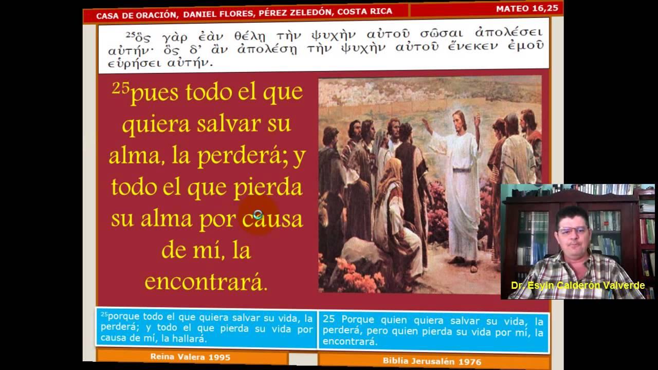 Resultado de imagen para Mateo: 16,21-22