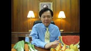 Constipation and Natural Food Remedies -- Dr Willie Ong Health Blog #16
