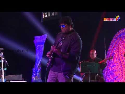 Chilipiga Chusthavala Song Performance By Singer Karthik in NATA Convention || MANA TV
