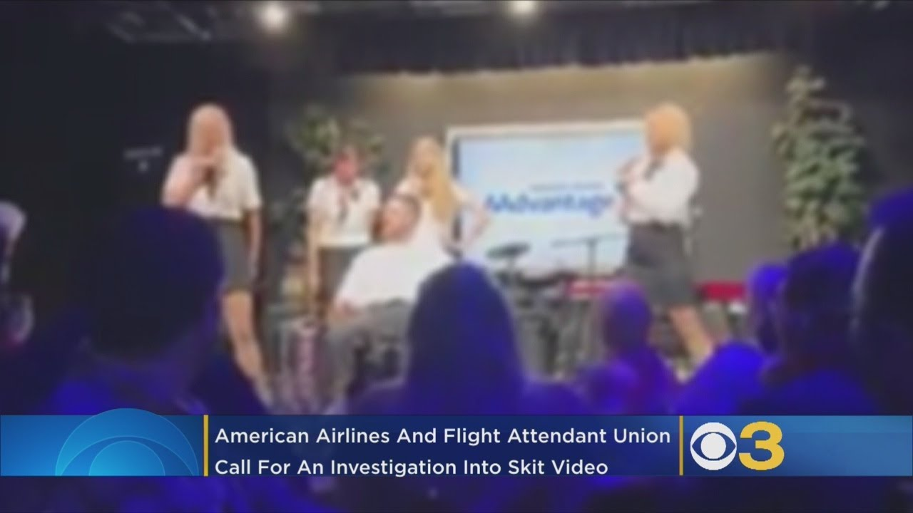 American Airlines Flight Attendant Union Calling For