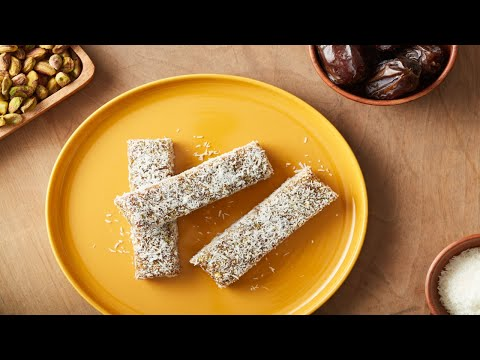 Nut And Dried Fruit Bars
