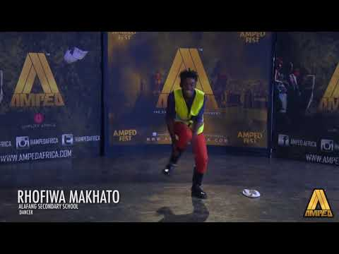 Dancer RHOFIWA MAKHATO