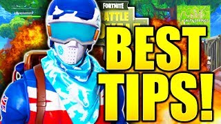 HOW TO ALWAYS WIN SOLO FORTNITE TIPS AND TRICKS! HOW TO GET BETTER AT FORTNITE PRO TIPS SEASON 4!