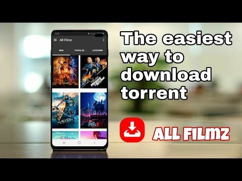 The Fast Torrent Film Download App.| All Filmz App | 100% Free | Torrent Film Download App