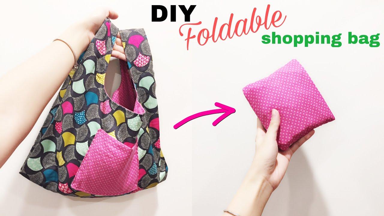 Collapsable Market-Bag