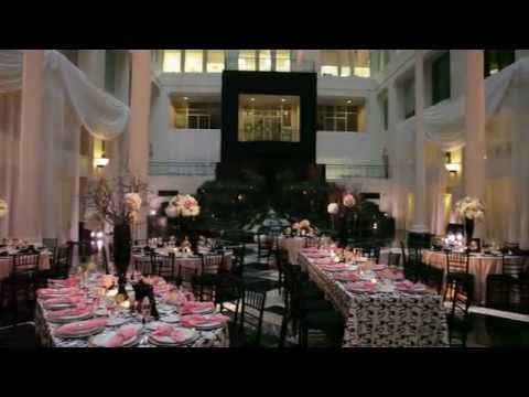 Curtis Center Wedding Philadelphia