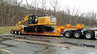 HEAVY HAUL TV: CAT 336EL Excavator