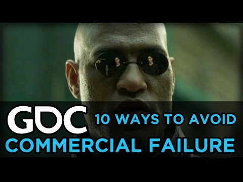 10 Secrets to Avoid Complete Commercial Failure in Game Development