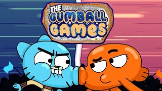 The Amazing World of Gumball - The Gumball Games CN Games