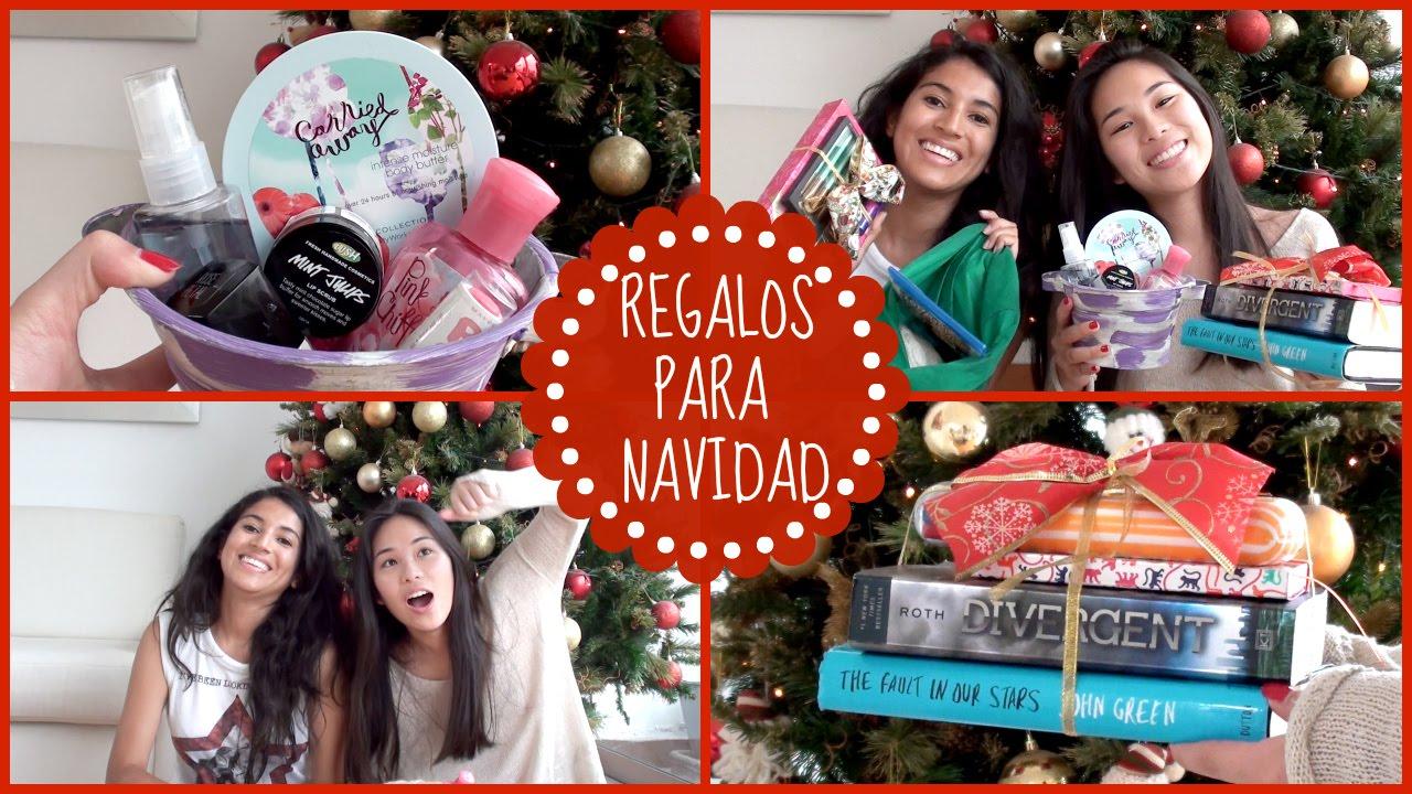 Regalos f ciles y bonitos para navidad youtube - Regalos bonitos para navidad ...