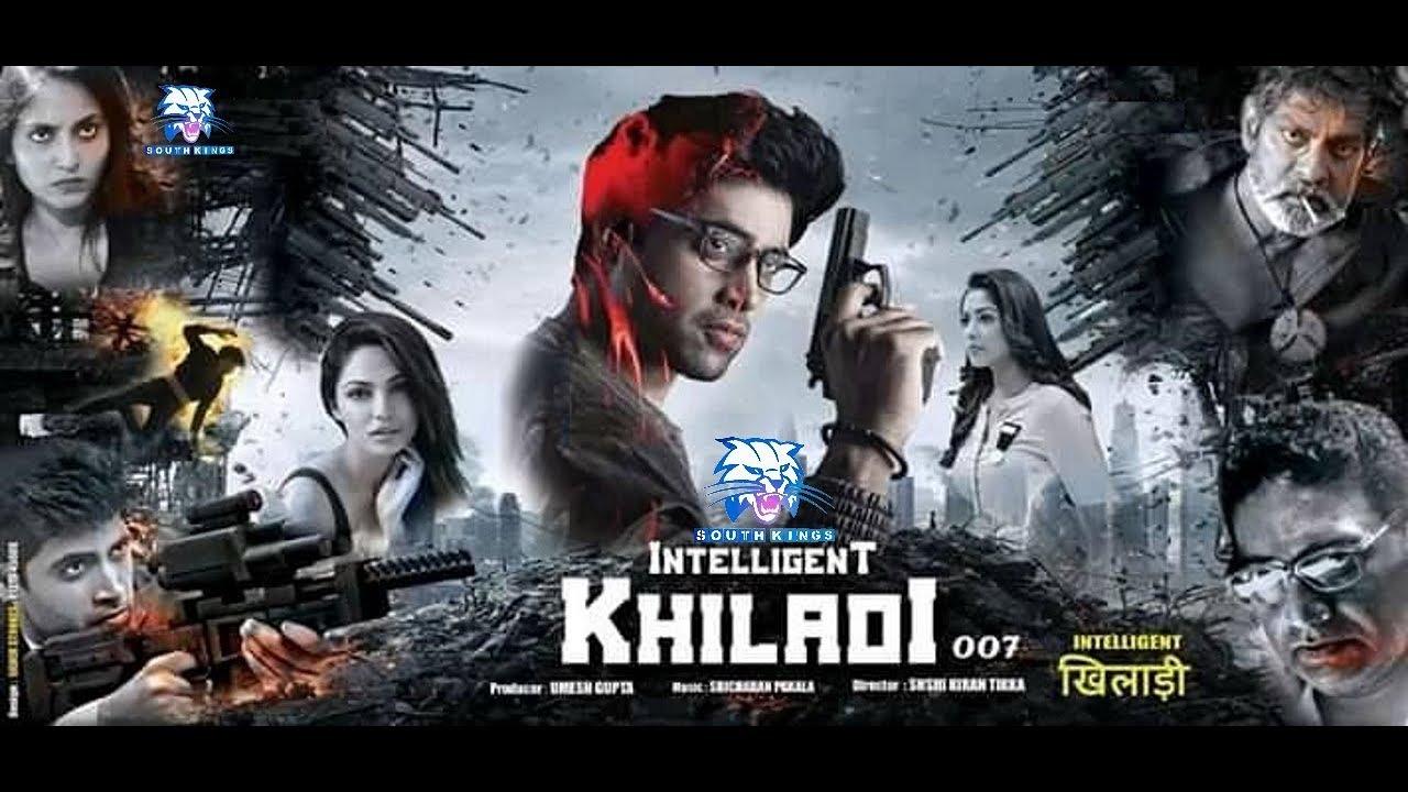 Ak Tha Khiladi Moovi Hindi: Intelligent Khiladi 007 Hindi Dubbed Movie
