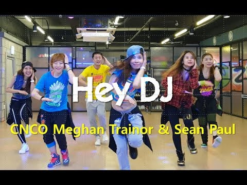 I LOVE ZUMBA / Hey DJ - CNCO Meghan Trainor & Sean Paul
