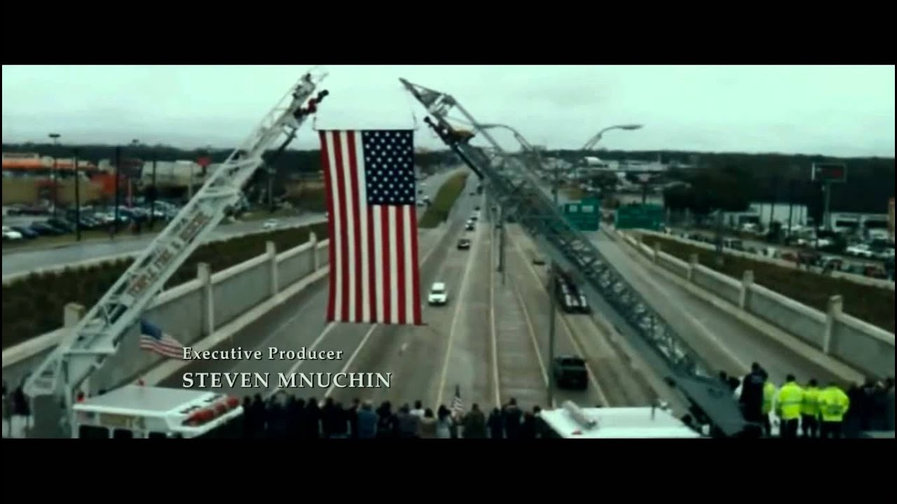 American Sniper - Ending song [HD] with credits