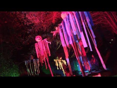 Haunted Hollows Halloween Attraction POV - Warwick Castle