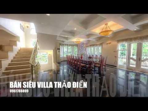 Siêu Villa Biệt Thự Thảo Điền Quận 2