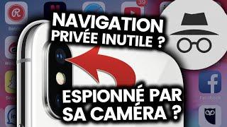 Ce que vous risquez VRAIMENT en ligne (caméra, mot de passe, navigation privée, cookie...)