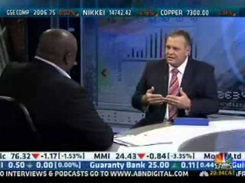 CNBC Africa interview | Godfrey Nti - CEO: Financial Planning Institute of Southern Africa