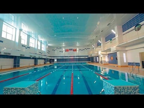 Сделано в Кузбассе HD: Строительство бассейна