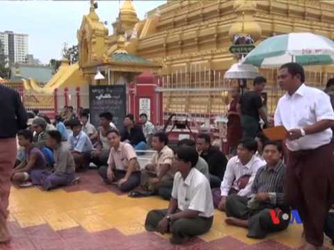 Burmese Daily TV Update 12-01-12