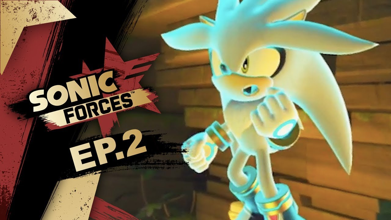 silver vs infinite sonic forces gameplay playthrough