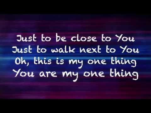 Bethel Music - Hannah McClure - You Are My One Thing - (with lyrics)