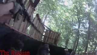 Blackwater Marsh Airsoft Grand Opening Part 1 Mempis TN