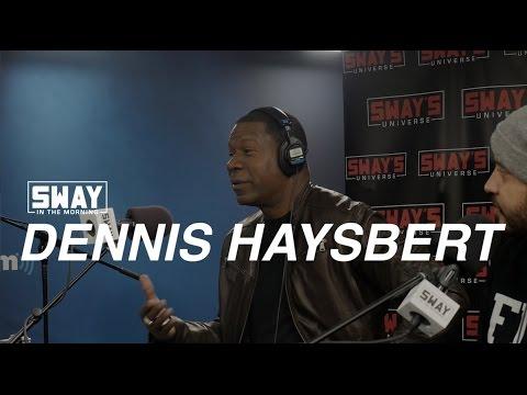 Dennis Haysbert : Untold Truths About Slavery  Talks