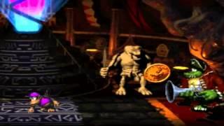 MegamanK284 Plays: DKC2 Brigand Barrage (Kaptain K.Rool #2) [Solo, No Damage]